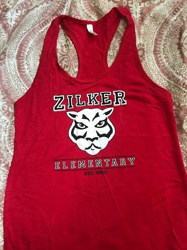 Vintage Panther Face Zilker Shirt Tank