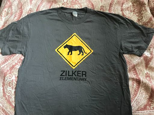 Vintage Zilker Sign Shirt Youth