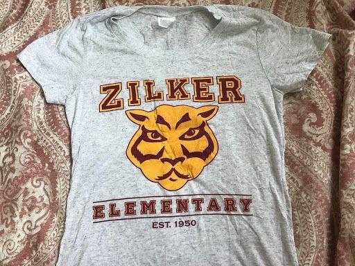 Vintage Panther Face Zilker Shirt Ladies